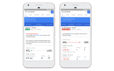 Will Your Flight Be Delayed? Ask Google's AI