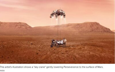 NASA's Perseverance rover landing: Why going to Mars should matter to you