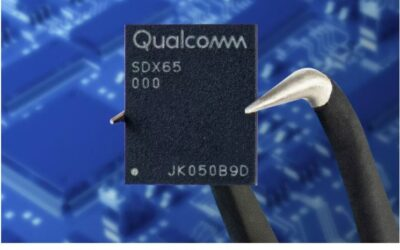 Qualcomm's new X65 5G modem downloads data at lightning-fast 10Gbps speeds