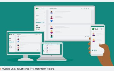 Google Chat review: Terrible as a Slack clone, good as a consumer chat app